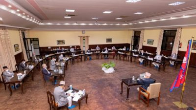 Cabinet decides to recommend President to call parliament session on…