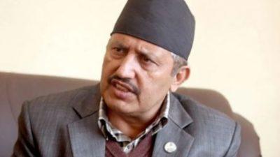 Education Minister tested positive for coronavirus
