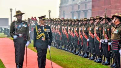 Indian Army Chief's visit an opportunity to discuss bilateral defence…