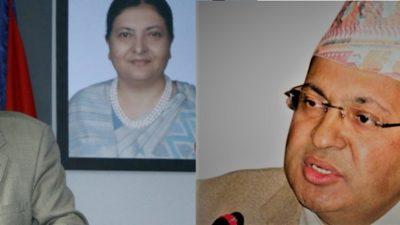 Govt nominates Yuba Raj Khatiwada as ambassador to US, Lok…