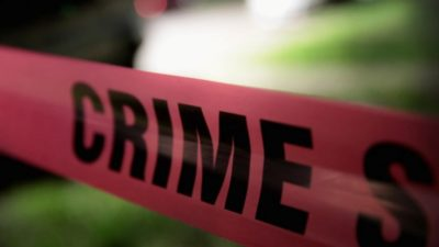 Marriage attendee found with dismembered leg