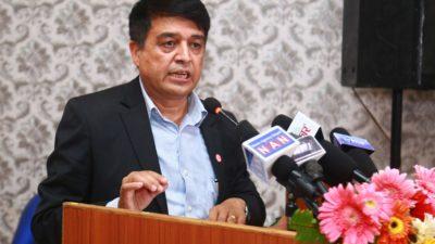 Dhakal elected FNCCI senior Vice-chair