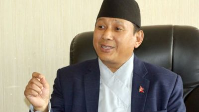 Government's leadership cannot be changed: Spokesperson Gurung