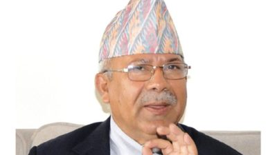 Government will get full shape within a week: Chair Nepal