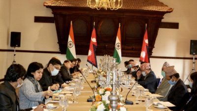 Nepal-India Foreign Secretary-level meeting agrees to resolve issues through dialogue