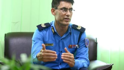 DIG Bishwaraj Pokharel recommended for Nepal Police AIG promotion