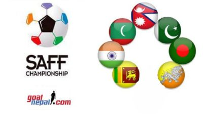 SAFF championship to take place in Bangladesh