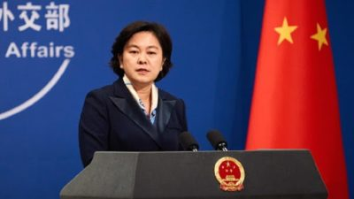 Alluding to India, Chinese Foreign Ministry says relationship with Nepal…