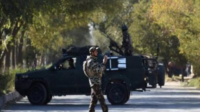 2 killed in blast targeting lawmaker's vehicle in Kabul