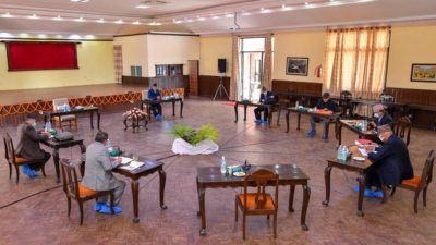 NCP secretariat meeting put off after party chairman Oli no-show