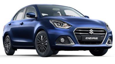 Suzuki Dzire In a New Premium Avatar