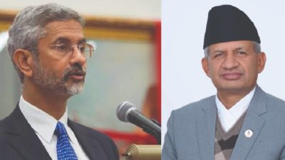 Nepal-India Joint Commission's meeting kicks off in New Delhi