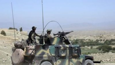 Over half of Afghanistan's provinces fall to Taliban