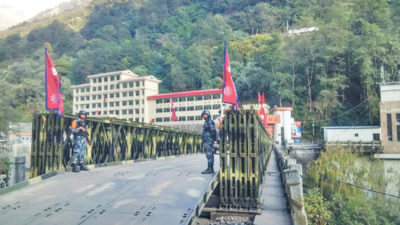 Rasuwagadhi-Kerung check point to be reopened in full swing from…