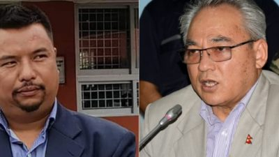 Home Minister Badal sacks personal aide Tamang for leaking information…