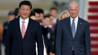 US President Biden holds first call with Chinese President Xi…
