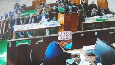 Supreme Court overturns govt decision to dissolve House of Representatives