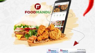 Mega Bank customers get 15 percent discount on Foodmandu, up…