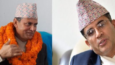 Chudal and Subedi recommended for appointment as Supreme Court justice