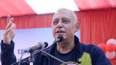 NC should join government: Shashanka Koirala