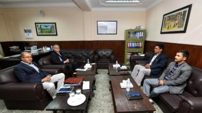 First round of dialogue between govt and Biplav-led party concludes…