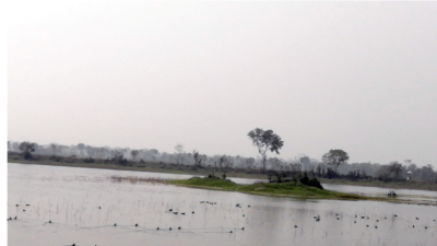 After visitors' uptick, Barju lake gets facelift as new destination…