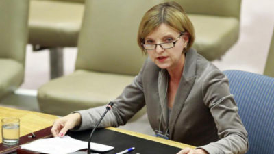 Politics Are Keeping the UN From Protecting Children : Karin…
