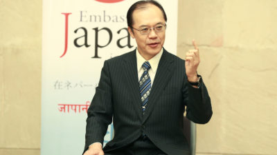 I will be effortful to take Japan-Nepal relations to new…