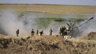 Israeli airstrike on Gaza home kills 10, mostly children