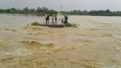 River management project announces inability to control floods as monsoon…