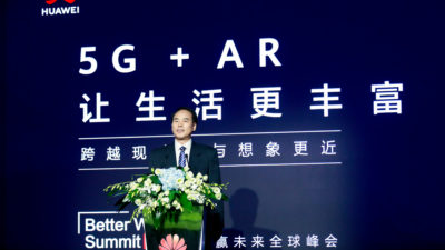 Huawei Releases AR White Paper and Elaborates on Benefits of…