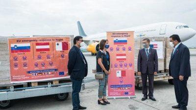 Slovenia, Austria, Malta extend support to Nepal