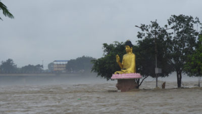 Narayani River sees highest-ever water level