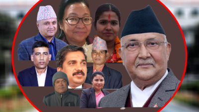 Council of Ministers expanded: Adhikari gets Home Ministry, Thapa gets…