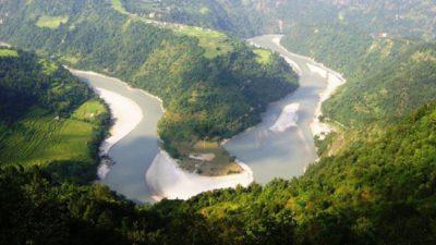 Five political parties in Syangja stand against Kaligandaki-Tinau Diversion Project