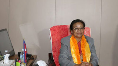 Minister Thapa committed to resolving media persons problems