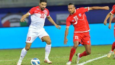 Football World Cup Qualifier 2022: Nepal lose to Jordan