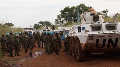UN envoy sees progress in South Sudan amid security concerns