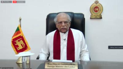 Indian, Sri Lankan and Maldives Minister address inaugural session of…