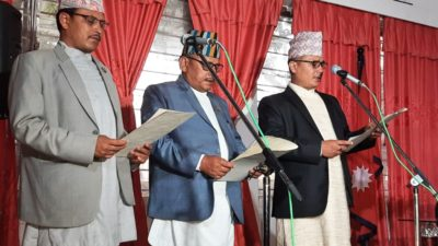 UML directs its lawmakers to resign from Karnali Province minister