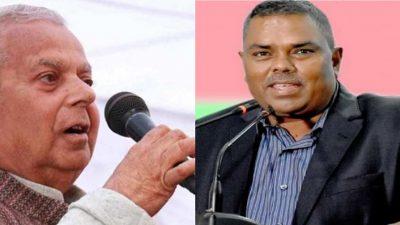 JSP dispute: Majority executive members support chair Yadav