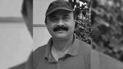 Veteran artist Thapa passes away