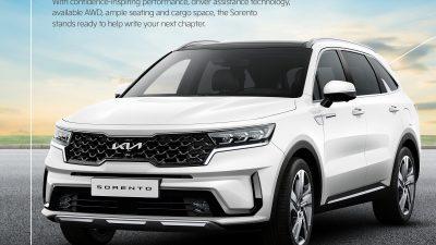 Kia All Set to Reveal 2021 Sorento Hybrid SUV in…