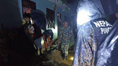 Landslide buries three to dead in Gulmi