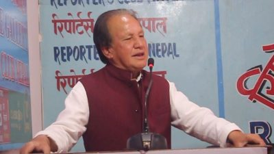 Dr Khadka appointed Foreign Minister