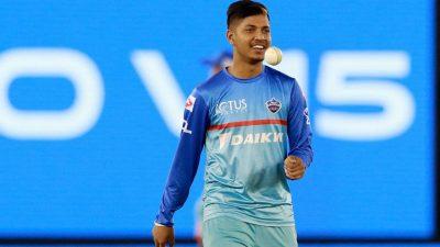 Sandeep's 6 for 11 helps Nepal win series