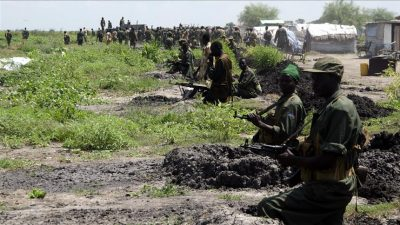 South Sudan condemns coup attempt in neighboring Sudan