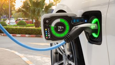 100 electric cars imported in three days