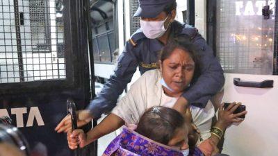 Ruby Khan calls off hunger strike